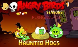 Angry-Birds-Season-3 haunted hogs