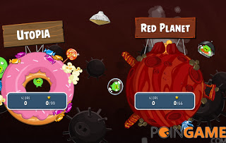 Angry Birds Space Red Planet For PC