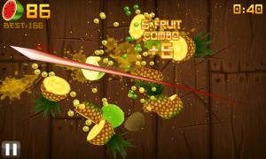 Fruit Ninja HD PC
