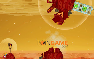 new angry birds space