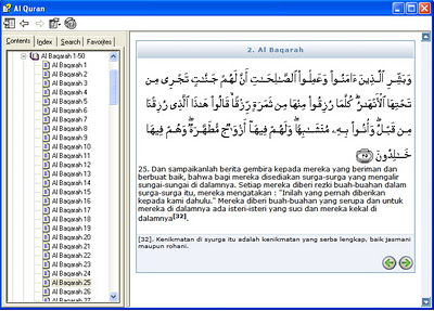 Quran Digital beserta terjemah